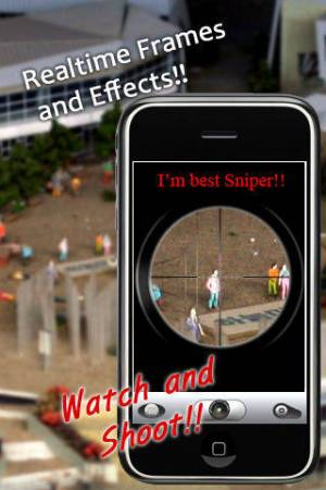 iPhone、iPadアプリ「Zoom Agent Lite - Camera App」のスクリーンショット 1枚目