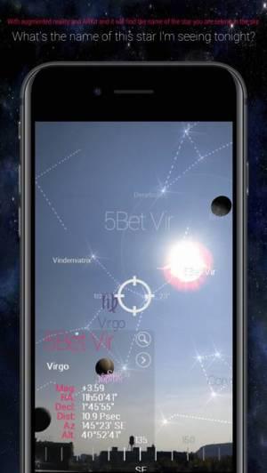 iPhone、iPadアプリ「SkyORB 2020 Astronomy Space AR」のスクリーンショット 1枚目