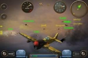 iPhone、iPadアプリ「Skies of Glory」のスクリーンショット 1枚目