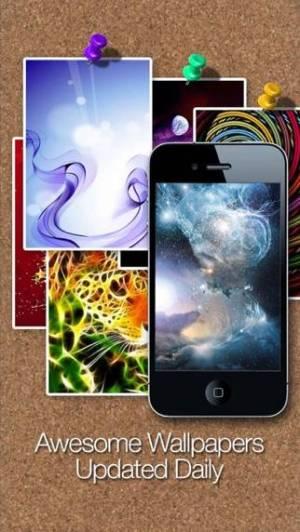 iPhone、iPadアプリ「ライブ壁紙 -  Kappboom」のスクリーンショット 2枚目