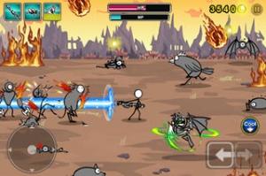 iPhone、iPadアプリ「Cartoon Wars: Gunner」のスクリーンショット 4枚目