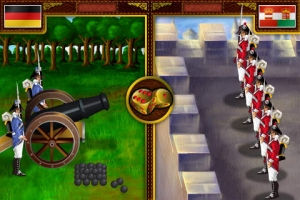 iPhone、iPadアプリ「欧陸戦争」のスクリーンショット 3枚目