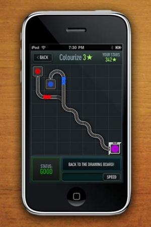 iPhone、iPadアプリ「Trainyard Express」のスクリーンショット 2枚目
