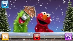iPhone、iPadアプリ「Elmo's Monster Maker」のスクリーンショット 3枚目