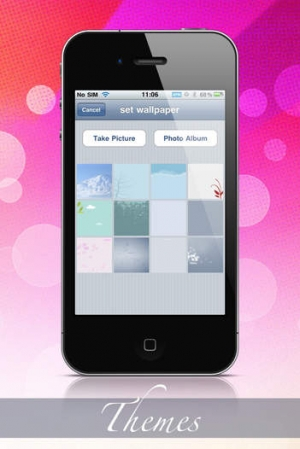 iPhone、iPadアプリ「TwitBird free for Twitter」のスクリーンショット 4枚目