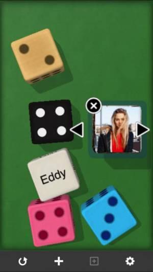 iPhone、iPadアプリ「Make Dice」のスクリーンショット 3枚目