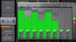 iPhone、iPadアプリ「BeatPad」のスクリーンショット 2枚目