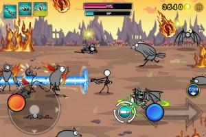 iPhone、iPadアプリ「Cartoon Wars: Gunner Lite」のスクリーンショット 4枚目