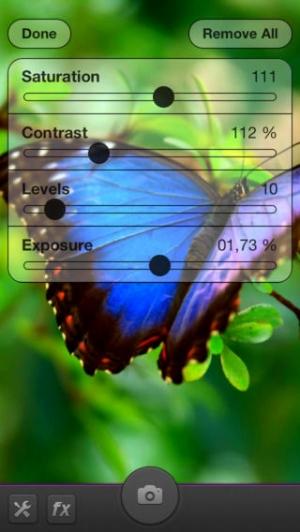 iPhone、iPadアプリ「Zoom Cam - Pinch to Zoom」のスクリーンショット 4枚目
