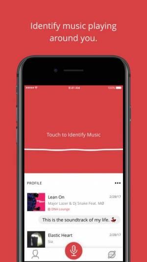 iPhone、iPadアプリ「MusicID」のスクリーンショット 1枚目