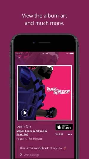 iPhone、iPadアプリ「MusicID」のスクリーンショット 2枚目