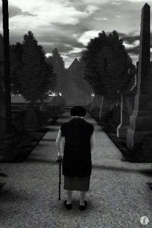 iPhone、iPadアプリ「The Graveyard」のスクリーンショット 1枚目
