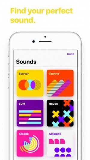 iPhone、iPadアプリ「Beatwave」のスクリーンショット 4枚目