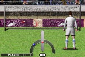 iPhone、iPadアプリ「ペナルティーキック(サッカーPK戦) PSO Lite」のスクリーンショット 4枚目