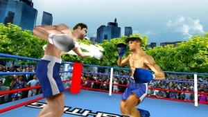 iPhone、iPadアプリ「Fists For Fighting (Fx3)」のスクリーンショット 2枚目