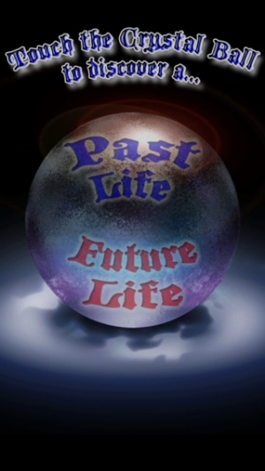 iPhone、iPadアプリ「Your Past Lives - Your Future Life - Regression Readings」のスクリーンショット 1枚目