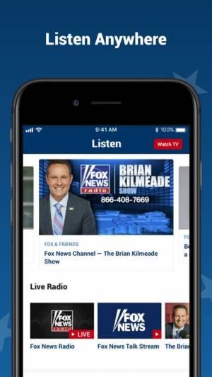 iPhone、iPadアプリ「Fox News: Live Breaking News」のスクリーンショット 5枚目