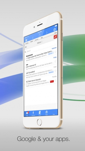 iPhone、iPadアプリ「G-Whizz! Plus for Google Apps - の#1 Google アプリブラウザ」のスクリーンショット 1枚目