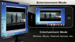 iPhone、iPadアプリ「CrazyRemote Lite」のスクリーンショット 3枚目