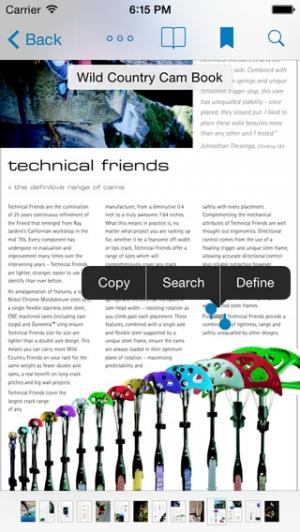 iPhone、iPadアプリ「Documents Pro : File & PDF Viewer」のスクリーンショット 3枚目