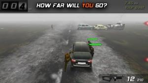 iPhone、iPadアプリ「Zombie Highway」のスクリーンショット 2枚目