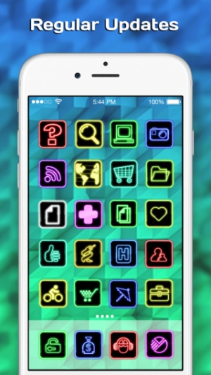 iPhone、iPadアプリ「Cool 3D Wallpapers & Backgrounds - Best Pictures For Home & Lock Screen」のスクリーンショット 3枚目