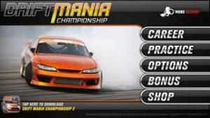 iPhone、iPadアプリ「Drift Mania Championship」のスクリーンショット 2枚目