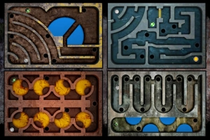 iPhone、iPadアプリ「Labyrinth Game」のスクリーンショット 3枚目