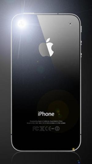 iPhone、iPadアプリ「LED懐中電灯 - 超高感度で点灯する最高のフラッシュライト」のスクリーンショット 3枚目