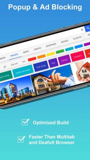 iPhone、iPadアプリ「Snowbunny ウェブブラウザ Private Web」のスクリーンショット 3枚目