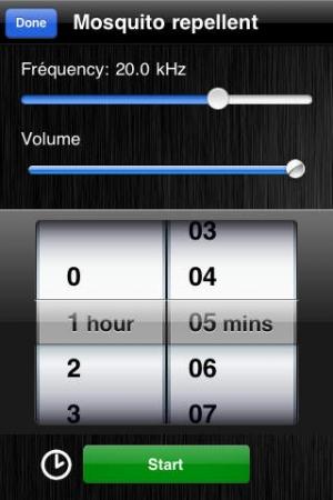 iPhone、iPadアプリ「Anti Mosquito ๛」のスクリーンショット 2枚目