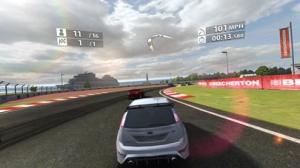 iPhone、iPadアプリ「Real Racing 2」のスクリーンショット 1枚目