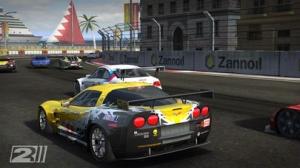 iPhone、iPadアプリ「Real Racing 2」のスクリーンショット 3枚目