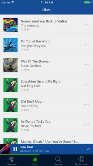 iPhone、iPadアプリ「RadioTunes」のスクリーンショット 5枚目