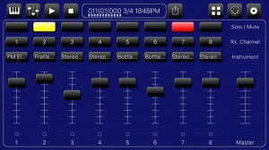 iPhone、iPadアプリ「bismark bs-16i」のスクリーンショット 2枚目
