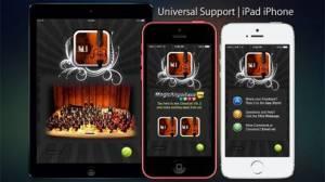 iPhone、iPadアプリ「クラシック音楽: Vol. 1」のスクリーンショット 5枚目