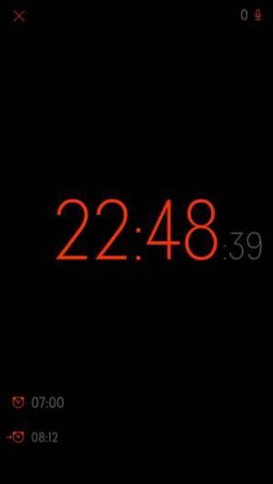 iPhone、iPadアプリ「Sleep Talk Recorder」のスクリーンショット 5枚目