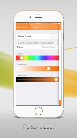 iPhone、iPadアプリ「Facely HD Facebook対応版 + ソーシャルアプリブラウザ」のスクリーンショット 3枚目