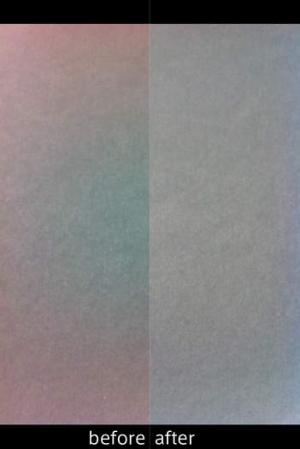 iPhone、iPadアプリ「青カビ対策:Blue Tint Cleaner」のスクリーンショット 4枚目