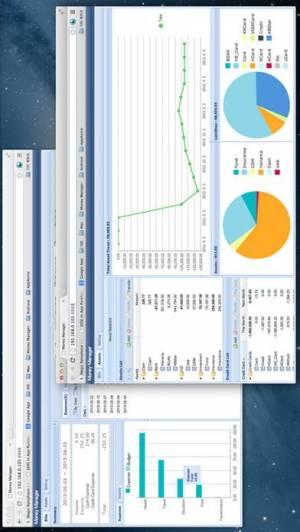 iPhone、iPadアプリ「らくな家計簿 Pro ( + PC 家計簿 )」のスクリーンショット 5枚目
