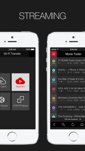 iPhone、iPadアプリ「AVPlayer (無エンコード 字幕 再生速度調節)」のスクリーンショット 2枚目