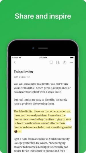 iPhone、iPadアプリ「Feedly - Smart News Reader」のスクリーンショット 5枚目