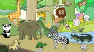 iPhone、iPadアプリ「英語を学べる子どもパズルゲーム - 無料」のスクリーンショット 2枚目