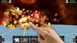iPhone、iPadアプリ「Demolition Physics」のスクリーンショット 1枚目