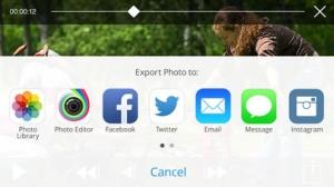 iPhone、iPadアプリ「VideoPix」のスクリーンショット 3枚目