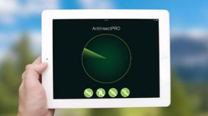 iPhone、iPadアプリ「Anti Insect PRO - 殺虫剤超音波 - 停止&はじく – 蚊が蜘蛛のシロアリアリフライ」のスクリーンショット 2枚目
