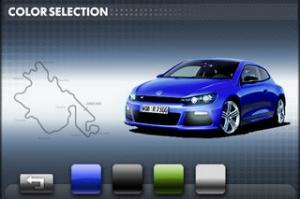 iPhone、iPadアプリ「Volkswagen Scirocco R 24H_Challenge」のスクリーンショット 3枚目