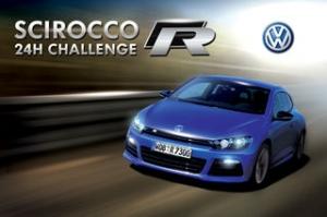 iPhone、iPadアプリ「Volkswagen Scirocco R 24H_Challenge」のスクリーンショット 1枚目