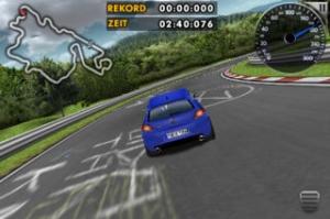 iPhone、iPadアプリ「Volkswagen Scirocco R 24H_Challenge」のスクリーンショット 2枚目
