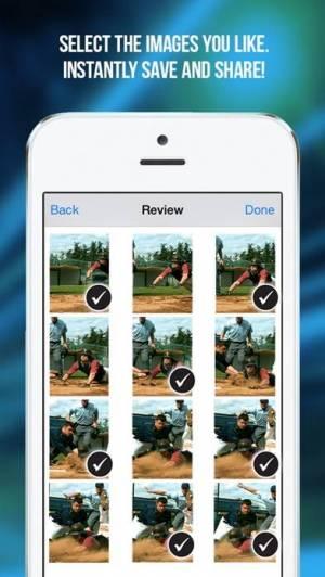 iPhone、iPadアプリ「Fast Camera」のスクリーンショット 3枚目